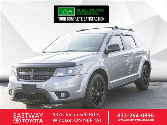2016 Dodge Journey SXT/Limited (Stk: TR5238) in Windsor - Image 1 of 22