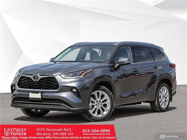 2021 Toyota Highlander Limited (Stk: HI7222) in Windsor - Image 1 of 23