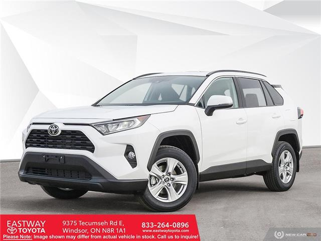 2021 Toyota RAV4 XLE (Stk: RA4788) in Windsor - Image 1 of 23