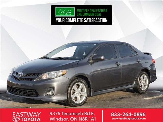 2013 Toyota Corolla CE (Stk: TR1427) in Windsor - Image 1 of 20
