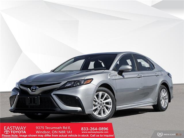 2021 Toyota Camry SE (Stk: CA9653) in Windsor - Image 1 of 23