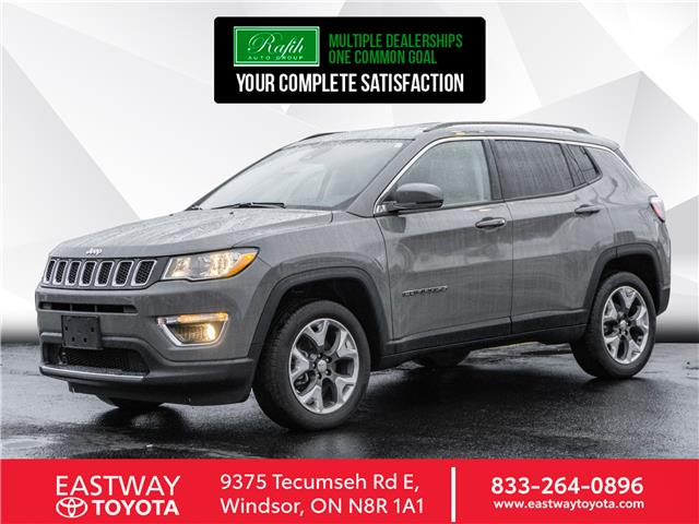 2019 Jeep Compass Limited (Stk: TR9191A) in Windsor - Image 1 of 20