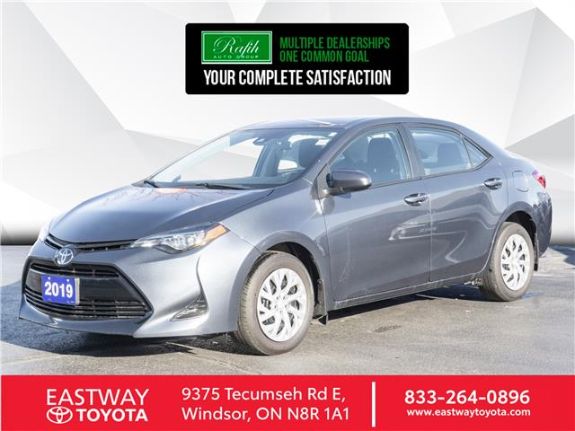 2019 Toyota Corolla LE (Stk: PR5035) in Windsor - Image 1 of 22