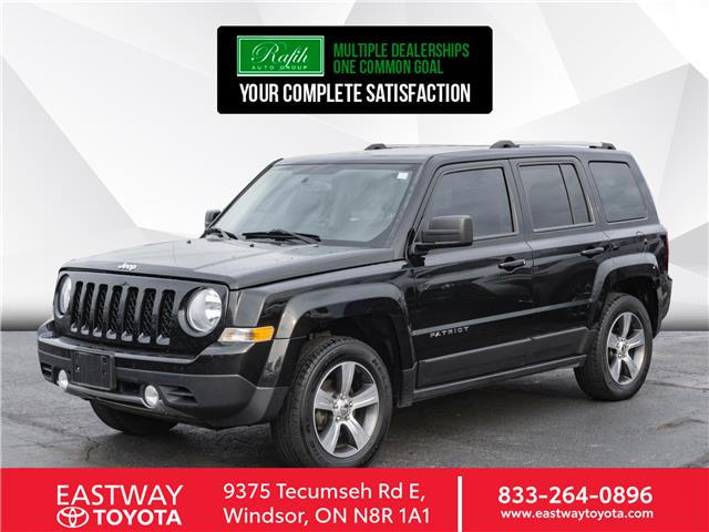 2016 Jeep Patriot Sport/North (Stk: TR2078) in Windsor - Image 1 of 19