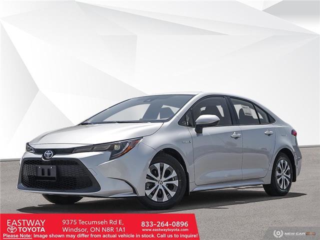 2021 Toyota Corolla Hybrid Base w/Li Battery (Stk: CO5111) in Windsor - Image 1 of 23