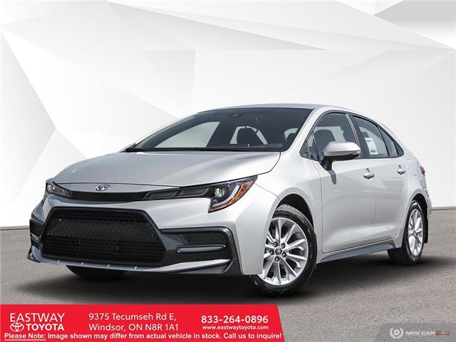 2021 Toyota Corolla SE (Stk: CO5202) in Windsor - Image 1 of 23