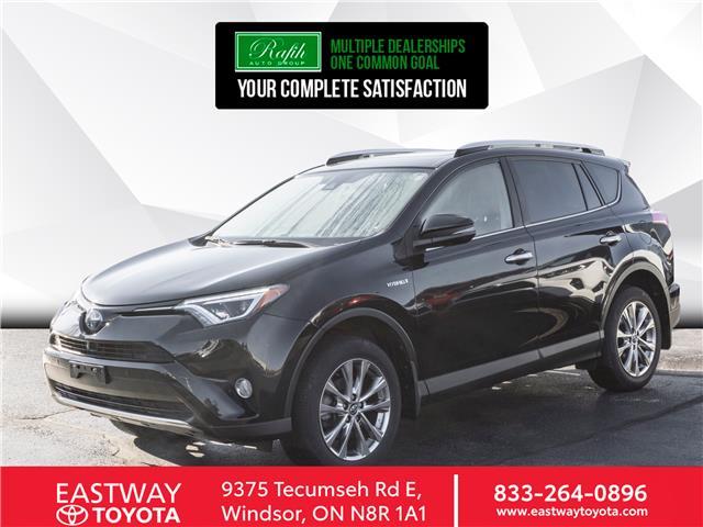 2016 Toyota RAV4 Hybrid Limited (Stk: PR9671) in Windsor - Image 1 of 15