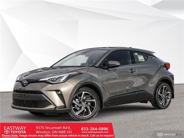 2021 Toyota C-HR Limited (Stk: HR6990) in Windsor - Image 1 of 23