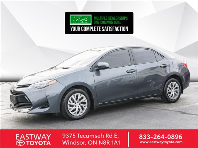 2018 Toyota Corolla LE (Stk: TR1933) in Windsor - Image 1 of 21
