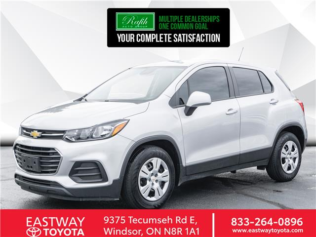 2019 Chevrolet Trax LS (Stk: PR9518) in Windsor - Image 1 of 25