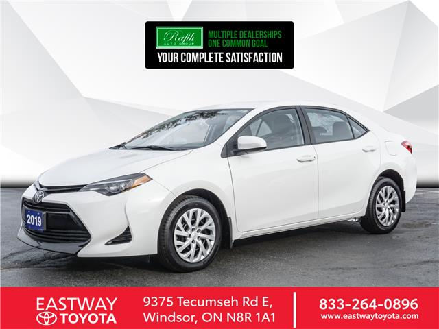 2019 Toyota Corolla LE (Stk: TR3858) in Windsor - Image 1 of 24