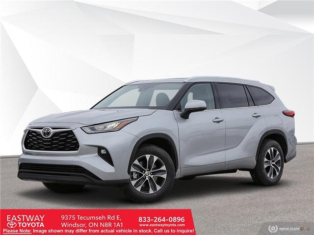 2021 Toyota Highlander XLE (Stk: HI4920) in Windsor - Image 1 of 22