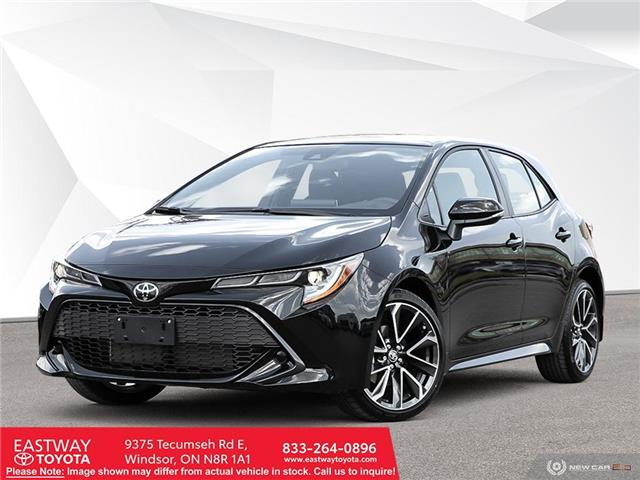 2021 Toyota Corolla Hatchback Base (Stk: CO9481) in Windsor - Image 1 of 23