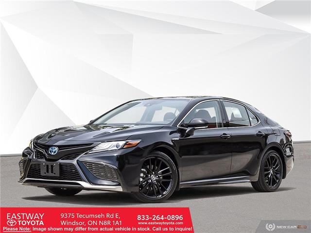 2021 Toyota Camry Hybrid XSE (Stk: CH5139) in Windsor - Image 1 of 23
