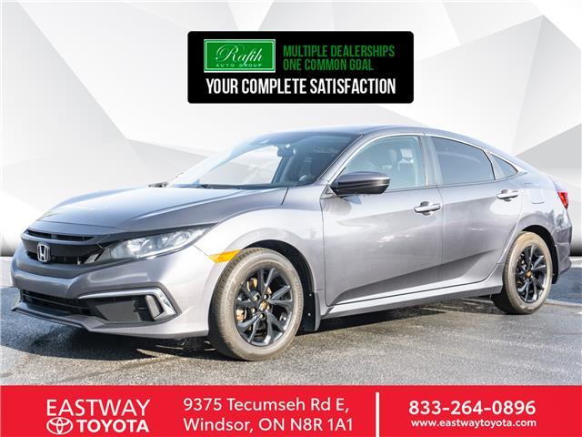 2019 Honda Civic LX (Stk: PR1488) in Windsor - Image 1 of 23