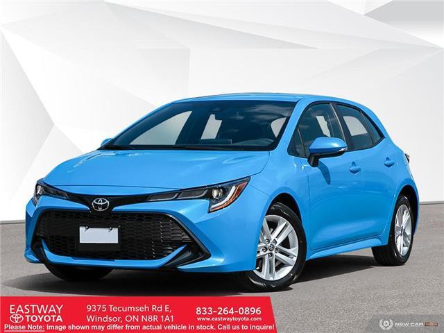 2021 Toyota Corolla Hatchback Base (Stk: CO3210) in Windsor - Image 1 of 23