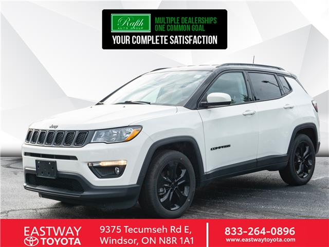 2019 Jeep Compass North (Stk: PR9434) in Windsor - Image 1 of 20