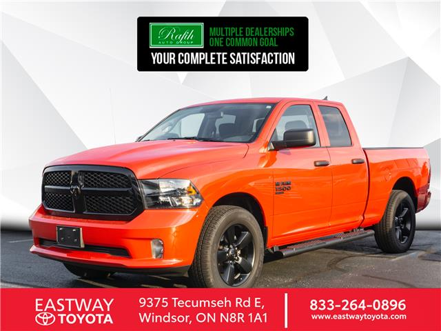 2020 RAM 1500 Classic ST (Stk: TR2302) in Windsor - Image 1 of 21