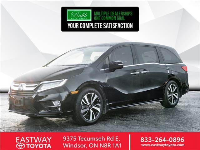 2018 Honda Odyssey Touring (Stk: PR6472) in Windsor - Image 1 of 24