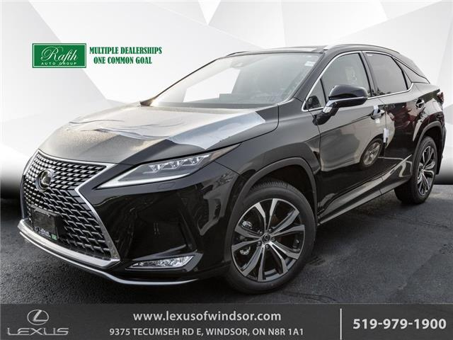 2020 Lexus RX 350 Base (Stk: RX5157) in Windsor - Image 1 of 18