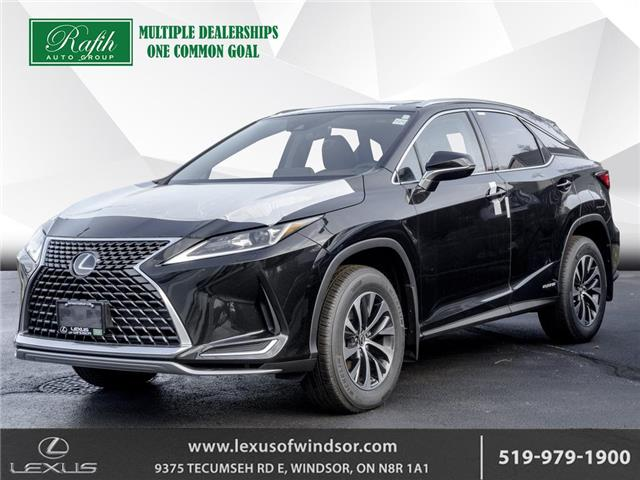 2020 Lexus RX 450h Base (Stk: RX5544) in Windsor - Image 1 of 22