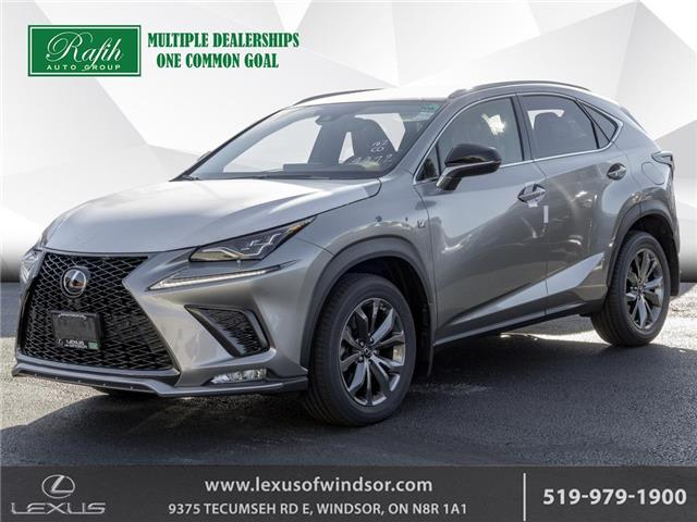 2021 Lexus NX 300 Base (Stk: NX7442) in Windsor - Image 1 of 22