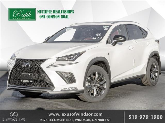 2021 Lexus NX 300 Base (Stk: NX8846) in Windsor - Image 1 of 25