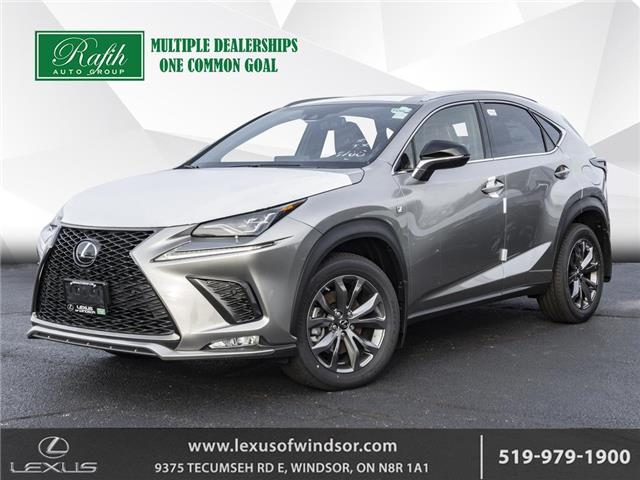 2021 Lexus NX 300 Base (Stk: NX7863) in Windsor - Image 1 of 25