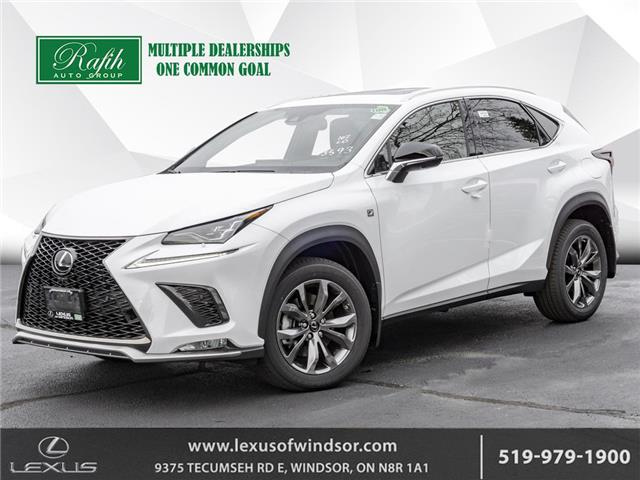 2021 Lexus NX 300 Base (Stk: NX1864) in Windsor - Image 1 of 24