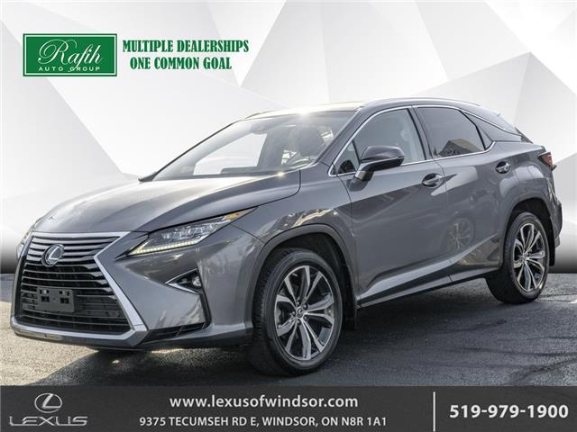 2018 Lexus RX 350 Base (Stk: TL4822) in Windsor - Image 1 of 23