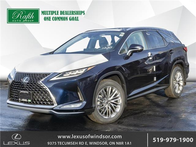 2021 Lexus RX 350L Base (Stk: RX8927) in Windsor - Image 1 of 24