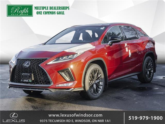 2021 Lexus RX 350 Base (Stk: RX3705) in Windsor - Image 1 of 22