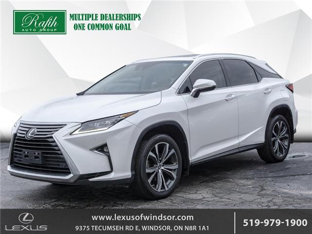 2018 Lexus RX 350 Base (Stk: PL0767) in Windsor - Image 1 of 23
