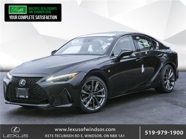 2021 Lexus IS 300 Base (Stk: IS4024) in Windsor - Image 1 of 21