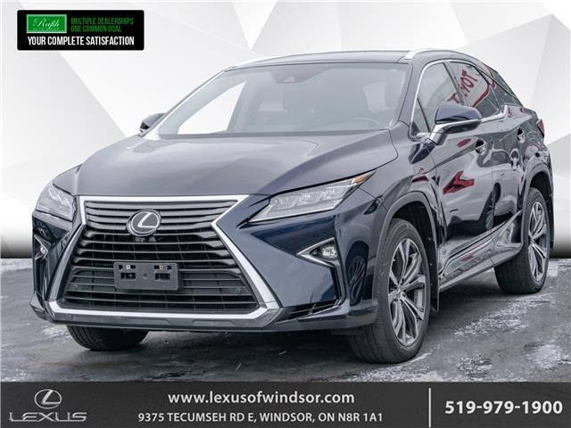 2016 Lexus RX 350 Base (Stk: PL5219) in Windsor - Image 1 of 13