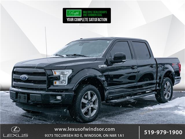 2017 Ford F-150  (Stk: TL1170) in Windsor - Image 1 of 22