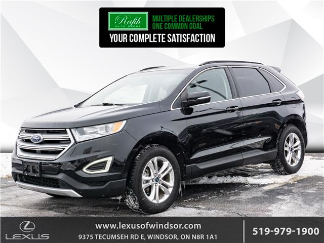 2015 Ford Edge SEL (Stk: TL6606) in Windsor - Image 1 of 22