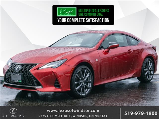 2019 Lexus RC 350 Base (Stk: PL9065) in Windsor - Image 1 of 23