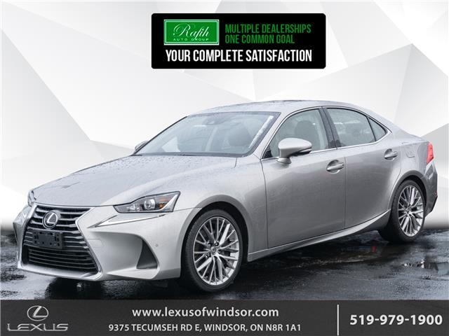 2017 Lexus IS 300 Base (Stk: PL8999) in Windsor - Image 1 of 21