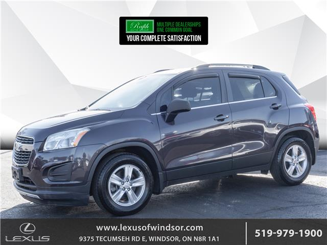 2015 Chevrolet Trax 1LT (Stk: TL0733) in Windsor - Image 1 of 20