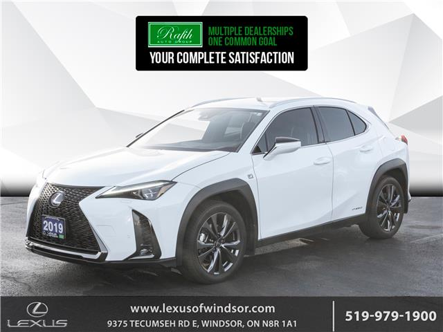 2019 Lexus UX 250h Base (Stk: PL2099) in Windsor - Image 1 of 24