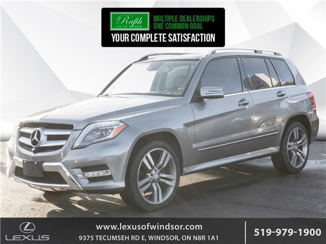 2014 Mercedes-Benz Glk-Class Base (Stk: TL8243) in Windsor - Image 1 of 20