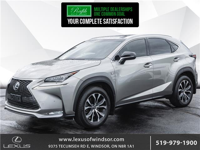 2017 Lexus NX 200t Base (Stk: TL6349) in Windsor - Image 1 of 21