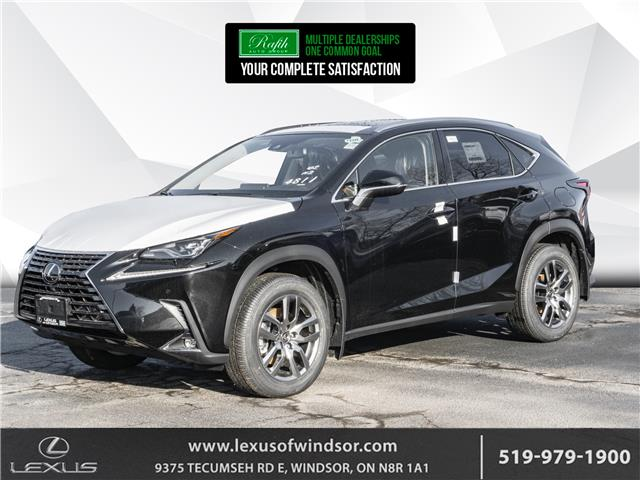2021 Lexus NX 300 Base (Stk: NX7294) in Windsor - Image 1 of 21