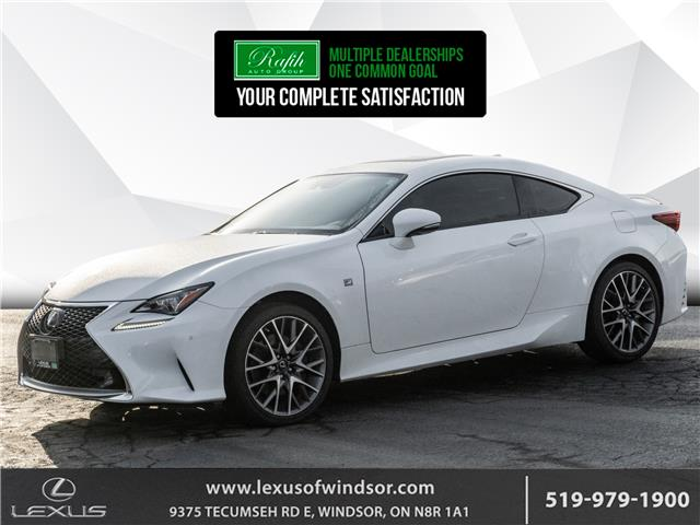 2018 Lexus RC 350 Base (Stk: PL9021) in Windsor - Image 1 of 20