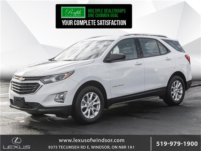 2018 Chevrolet Equinox LS (Stk: TL7049) in Windsor - Image 1 of 19