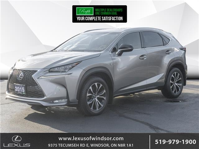2015 Lexus NX 200t Base (Stk: TL1514) in Windsor - Image 1 of 21