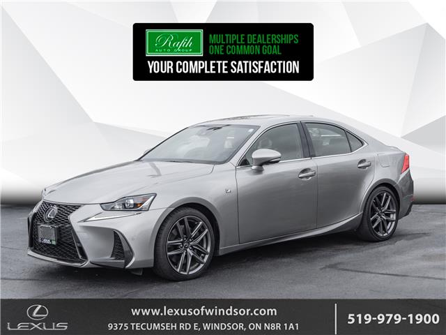2018 Lexus IS 300 Base (Stk: PL9958) in Windsor - Image 1 of 22