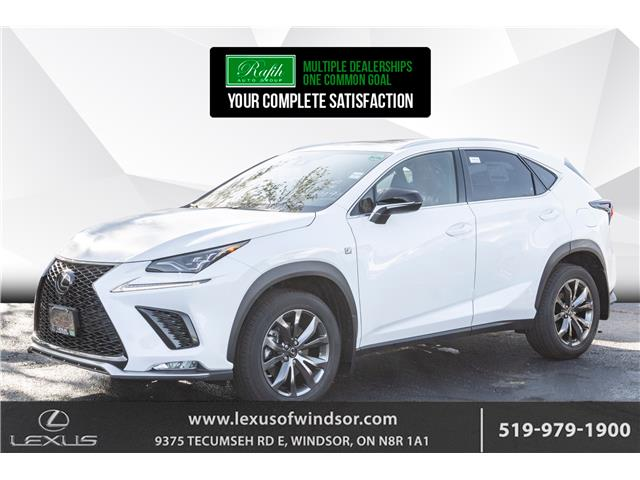 2021 Lexus NX 300 Base (Stk: NX0193) in Windsor - Image 1 of 20