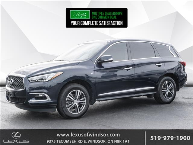2017 Infiniti QX60 Base (Stk: TL2601) in Windsor - Image 1 of 19
